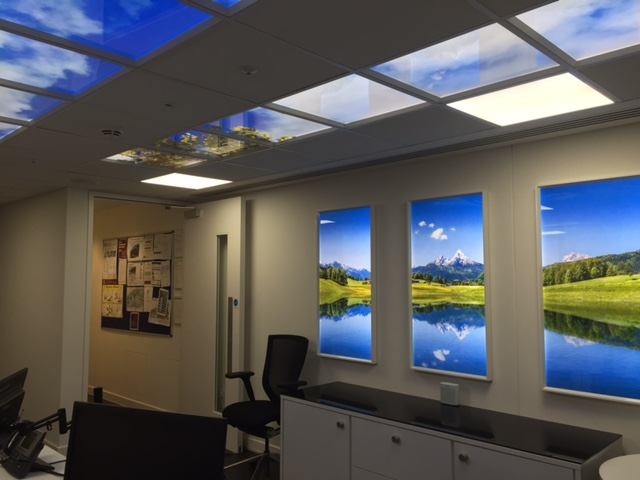 LED Sky Ceilings | LED Wall Panel Light