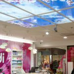 LED Sky Ceilings | DI PHARMACY BRUSSELS | New Project