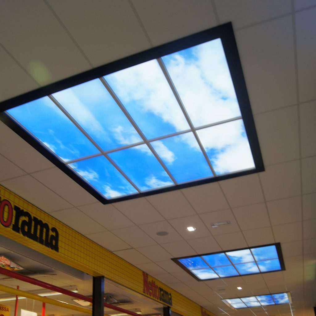 LED Sky Ceiling Panel | 60cm by 120cm (60x120)