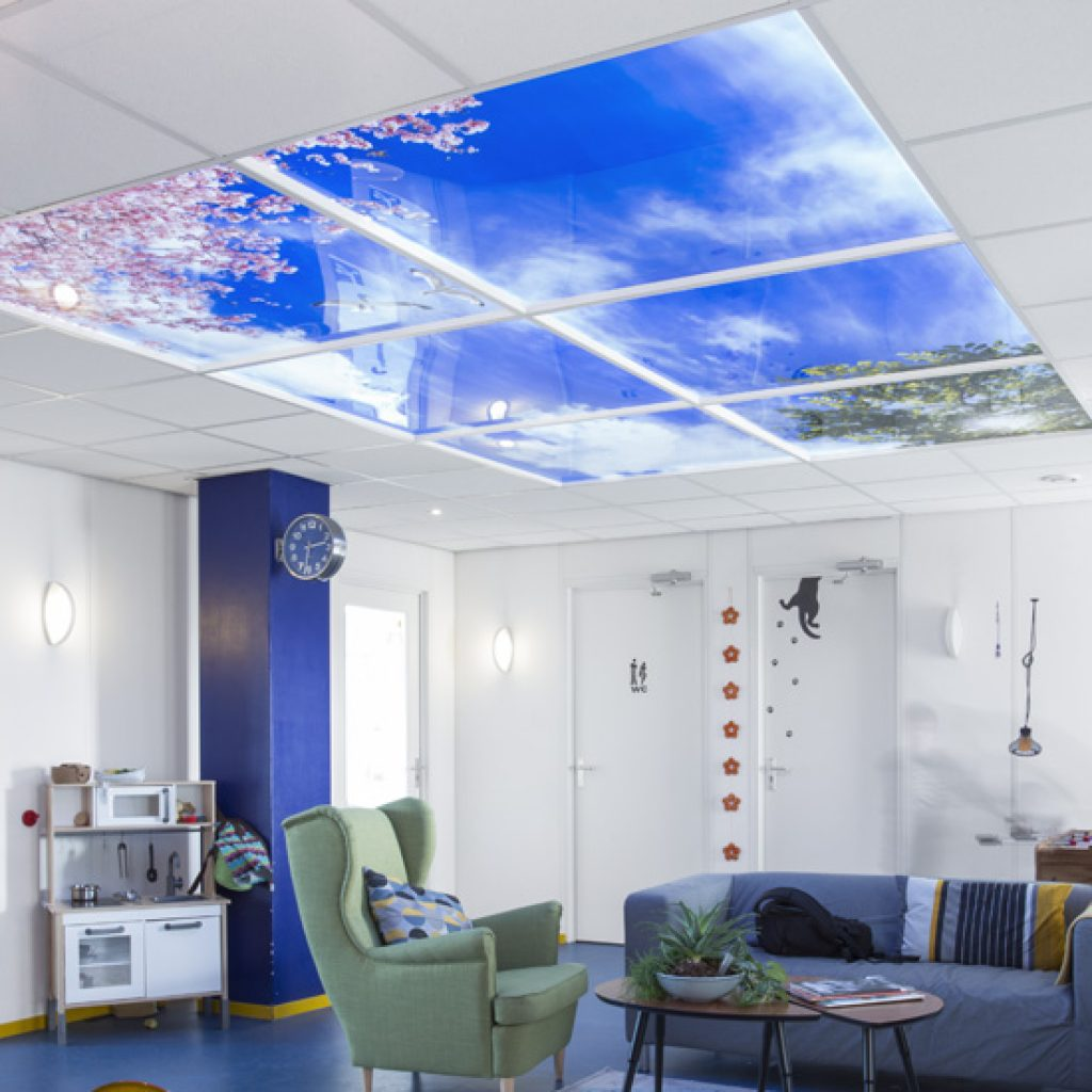 LED Sky Ceiling Panel | 120cm by 120cm (120x120)