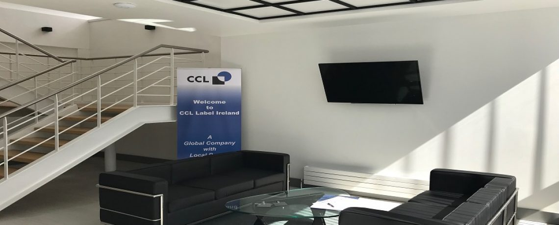 LED Sky Ceilings | CCL Dublin | New Project