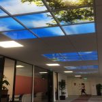 LED Sky Ceilings | Pinergy Dublin | New Project