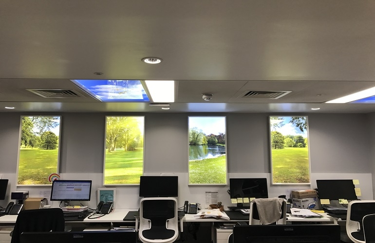 LED SKY CEILINGS WALL PANELS