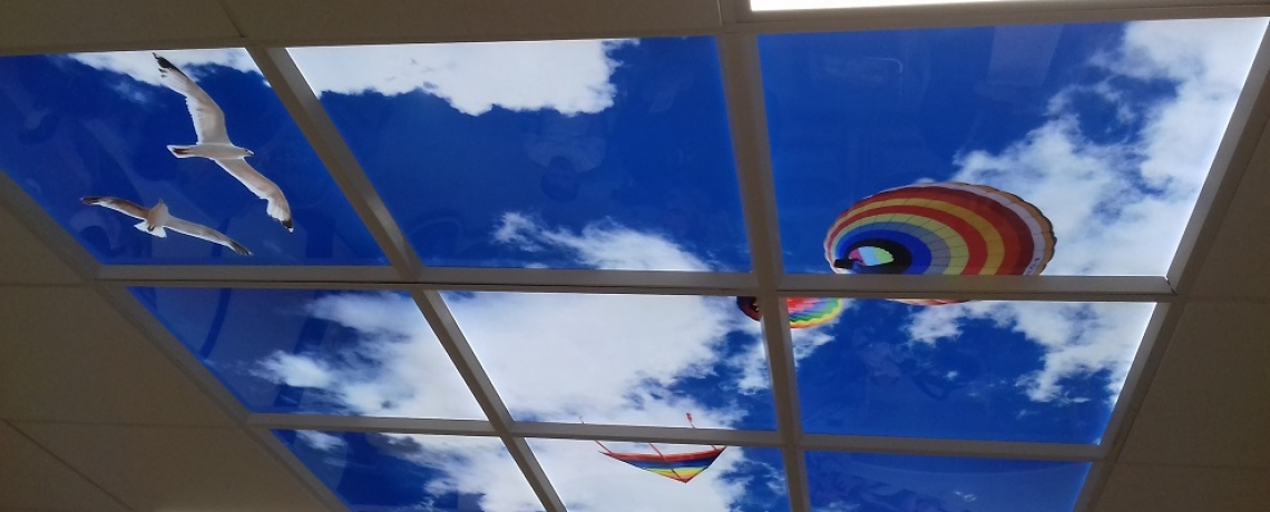 LED Sky Ceilings | Maidstone Tunrbdige Wells | Nhs Trust | New Project