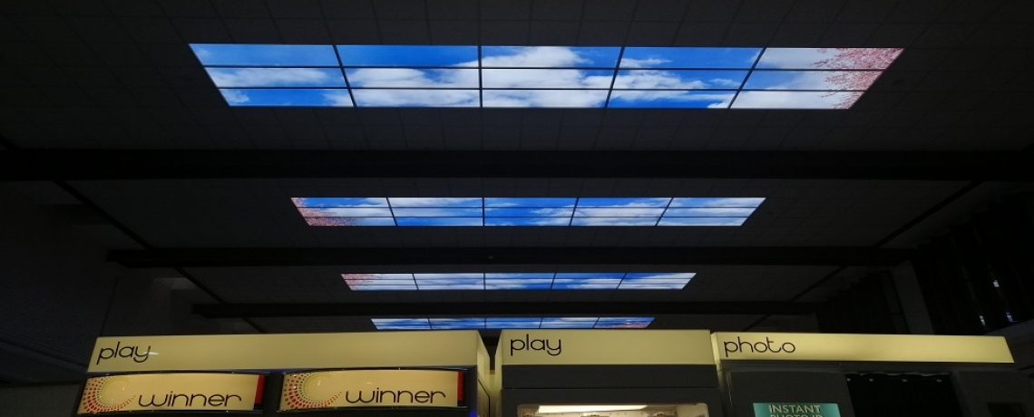 LED Sky Ceilings | Waltham Cross | New Project